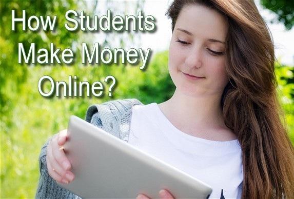 Sinh viên kiếm tiền chưa bao giờ dễ như hôm nay