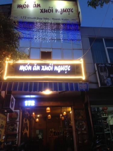 Nhà hàng thịt trâu lá lốm ngon rẻ