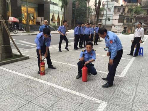 Tuyển dụng công ty việc làm bảo vệ lương cao tại Hà Nội