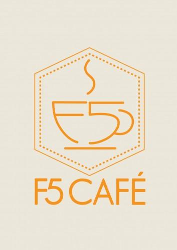Hành trình mở quán cafe của f5cafe với logo
