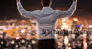 Làm sao để trở thành người thành đạt ở Việt Nam