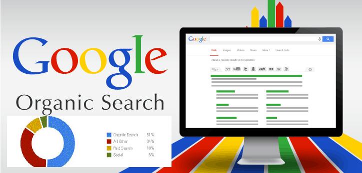 Organic Search là gì