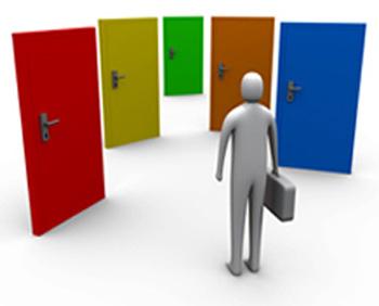 Con đường đi tìm công việc ổn định - Hãy bước ra