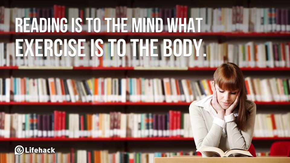 Phát triển bản thân bằng cách đọc sách