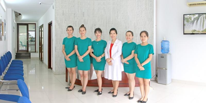 Phòng khám sản phụ khoa siêu âm của bác sĩ Nguyễn Thị Song Hà
